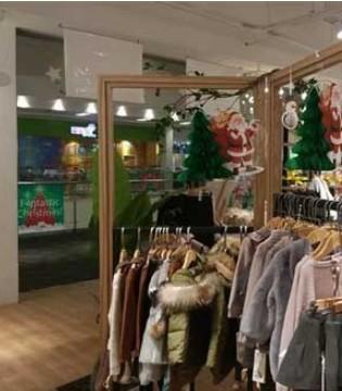 元旦圣诞双节将至 豆豆衣橱祝大家节日快乐
