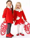 火红圣诞与元旦的TOOYA图吖穿着