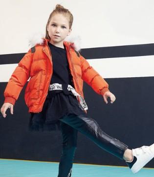 YukiSo品牌羽绒服 不束缚 温暖宝贝整个冬季