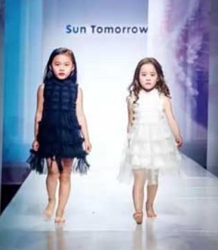 Sun Tomorrow尚T品牌童装自由蜕变・无界新生