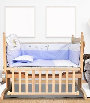 林心如晒婴儿床遭宝妈担忧 婴儿床怎么选才安全