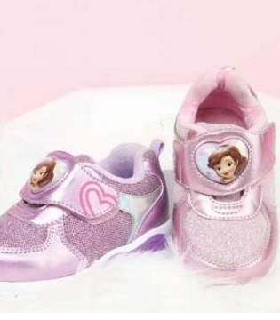小公主的生日礼物快呈现―苏菲亚品牌芭比公主鞋