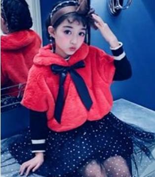 玖喆潮童2017冬季新款上市 蛋糕裙你们喜欢吗