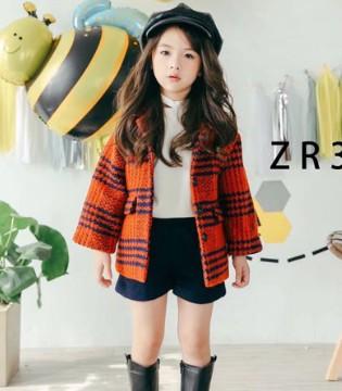 要保暖、要时尚 童衣汇品牌呢子外套是你的首选