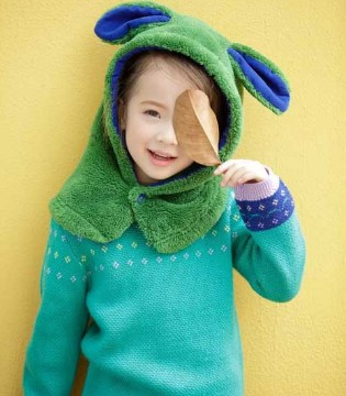 Rag Mart爱佳乐童装 让元旦来场有色彩的跨年