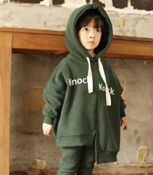 小嗨皮卫衣系列 展现孩子炫、潮 轻松穿出时尚感