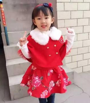 ABC KIDS:2018新年 这样穿的他们超可爱