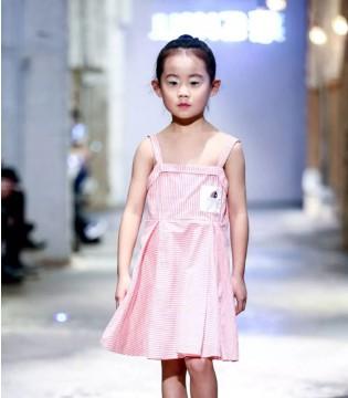 清新自然 独特个性 乐乐家族亚洲儿童时尚周