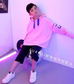 霸屏童星刘若谷 又一重磅NEW STAR加入欧恰恰UP星势力