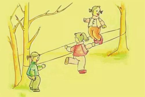 这些充满童年回忆的游戏 你还会玩几个
