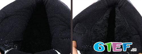 时尚保暖高档次运动鞋 是宝贝冬季户外的首先