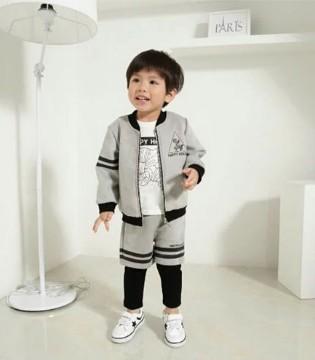 对时尚永不屈服 酷小孩童装品牌男童搭配方案