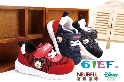 宝宝的鞋子需要换新啦 迪士尼2017秋冬新品上市