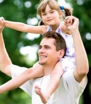 孩子出不出色 80%的责任在爸爸手里