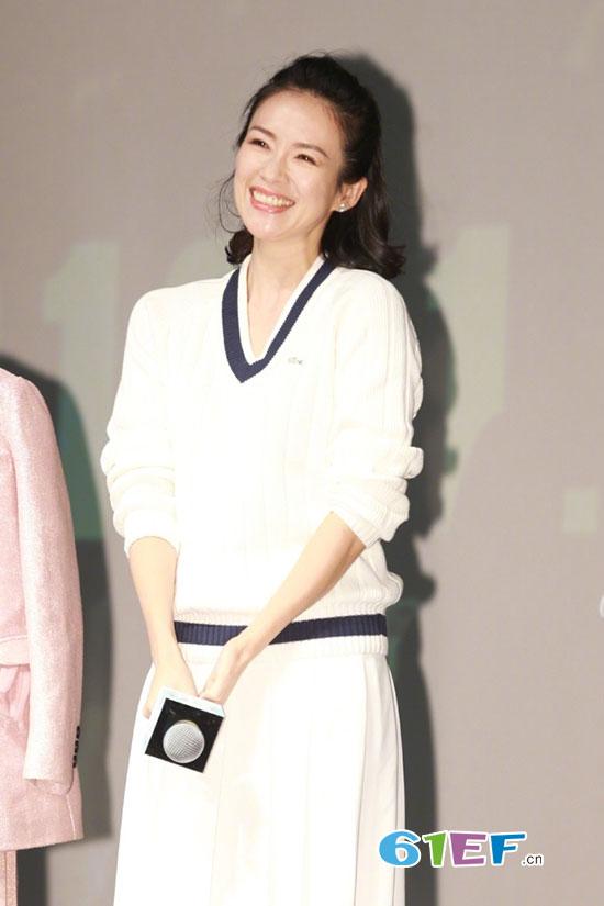《无问西东》中章子怡不仅电影演得好 衣服更是穿得好