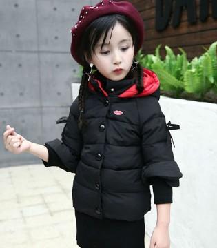 短款羽绒服 透露着小公主不同的可爱优雅范