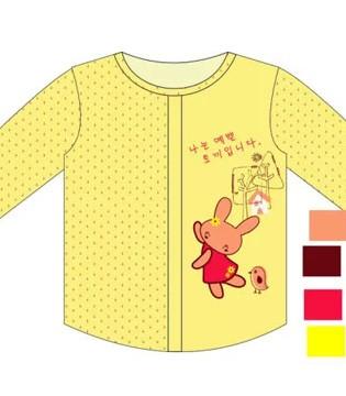 和捷米梵玩个游戏 让宝贝学会自己穿衣吧
