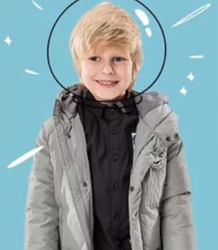 捷米梵暖暖的羽绒服 让孩子冬日不再瑟瑟发抖