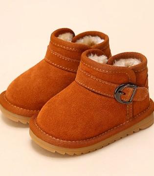 宝宝冬天不宜穿雪地靴 宝宝冬天穿什么鞋子好