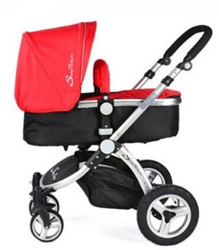 高景观婴儿推车有什么优势 如何选购高景观推车