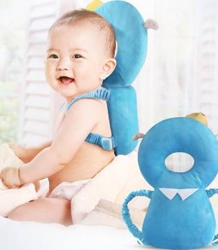 萌趣护头枕 是宝宝学步的好帮手