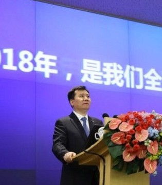 张近东:2020年要冲刺交易规模四万亿 线下两万店