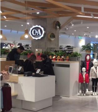传快时尚C&A将被中国投资商收购 目前全球门店约2000家