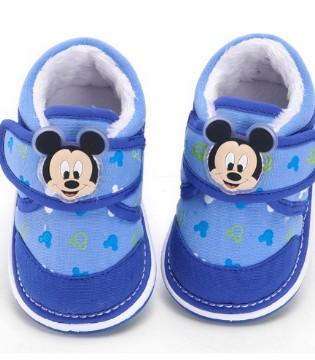 舒适学步鞋 让宝宝稳稳的走出人生第一步