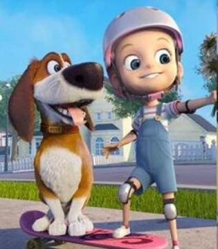 《狗狗的疯狂假期》预告片 欢乐温情故事