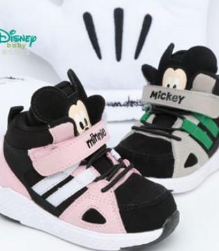 迪士尼品牌运动鞋系列来袭 潮童们不要错过哦