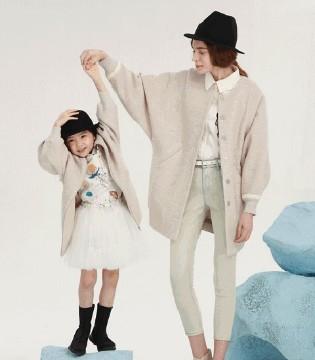 miidiitapir小食梦兽亲子装 让你温暖时尚一整冬