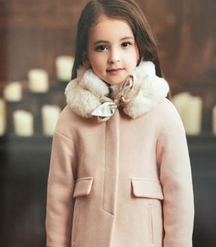 酷小孩品牌呢子外套 让宝贝们拥有自信勇敢的风范
