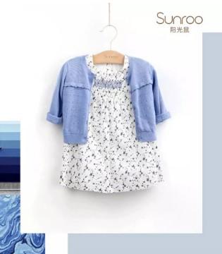 妈妈 春天是什么颜色的 Sunroo 18早春新品预览