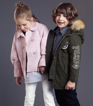 YukiSo品牌典雅而高贵羽绒服 彰显孩子们的自我风格