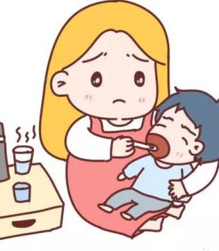 孩子发烧 妈妈错误的护理方法 会伤害孩子