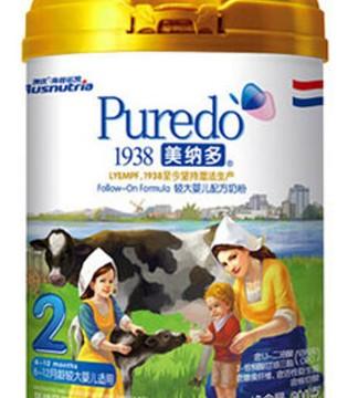 原装进口奶粉哪个好 美纳多安心口碑值得信赖