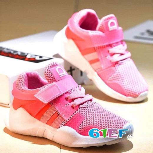 运动鞋也是一股时尚风 快给宝贝们准备一双吧