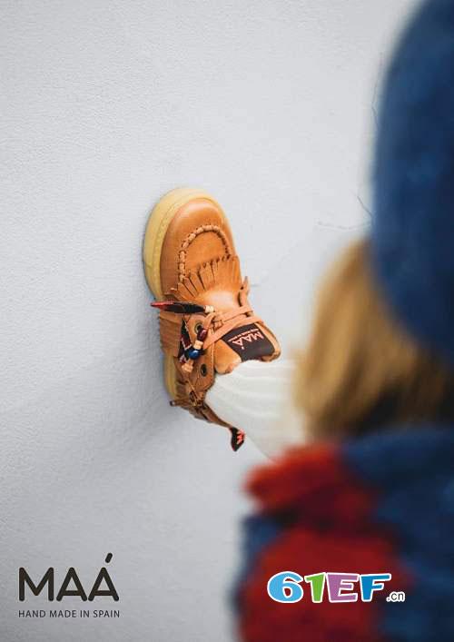 西班牙潮牌MAA 2017秋冬童鞋新品画册Lookbook