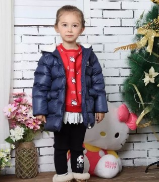 新年来袭 小孩子衣服怎么穿搭 采童庄来支招