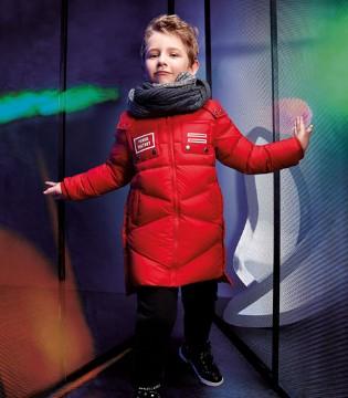铅笔俱乐部新年装系列 利用红色打造活力跳跃感
