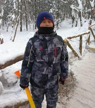 雪之趣 CAMKIDS垦牧为你创造美好时光