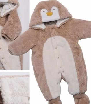 圣宝度伦新品上市 激萌企鹅宝宝温暖您的心