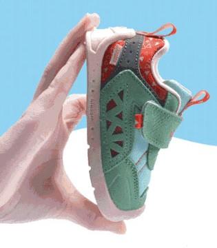 基诺浦机能鞋 童鞋的生物力学研究
