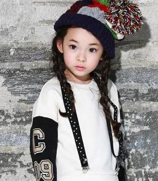 要想让孩子穿出时尚 就要多花一点心思好好搭配一下
