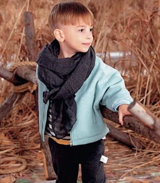 1001夜品牌童装 为小帅哥美眉们衣橱添加一番色彩