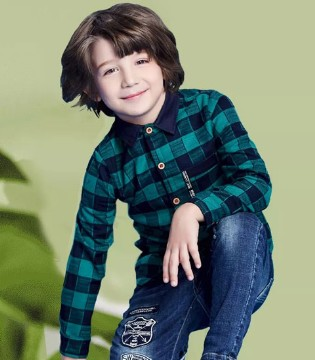 杰米兰帝童装 缅怀童年 从追逐童年的颜色开始