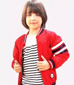2018春装新品上市 杰米兰帝给孩子绘制一个多彩的童年