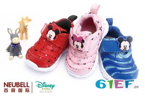 迪士尼品牌鞋子 只为营造宝贝最in个性潮流