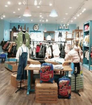 金果果新店开业 我们已准备好霸占你的衣橱