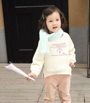茶子树这里有宝宝新装 少不了时尚卫衣